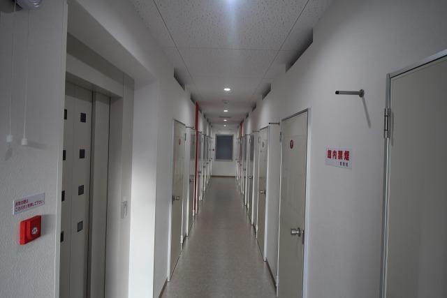 神戸二宮町ライゼボックス_廊下イメージ